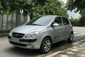 Cần bán xe Hyundai Getz sản xuất năm 2010, màu bạc, nhập khẩu nguyên chiếc giá 183 triệu tại Hà Nội