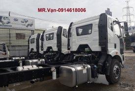 Bán ô tô FAW xe tải thùng 7T25 sản xuất 2019, màu trắng, xe nhập, giá 950tr giá 950 triệu tại Tp.HCM