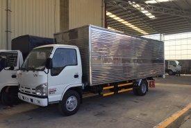 Xe tải isuzu 1,9 tấn/1t9/1 tấn 9 tấn thùng siêu dài 6,2 m vào thành phố giá 120 triệu tại Tp.HCM