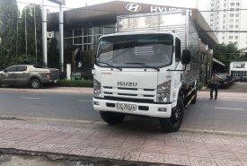 Bán xe tải Isuzu Vĩnh Phát 8.2 tấn thùng dài 7m, hỗ trợ trả góp 80% giá trị xe giá 760 triệu tại Tp.HCM