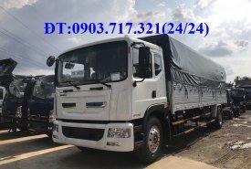 Xe tải Veam 9t3 - Veam VPT950 mới 2019, thùng 7m6 giá 770 triệu tại Bình Dương