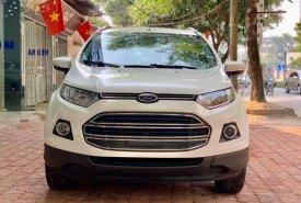 Bán Ford EcoSport Titanium đời 2016, màu trắng, nhập khẩu nguyên chiếc, giá cạnh tranh giá 509 triệu tại Hà Nội