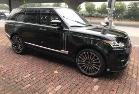 Bán Range Rover HSE 3.0, nhập Mỹ, màu đen, bản full, sản xuất 2015, đăng ký 2018,1 chủ từ đầu giá 4 tỷ 850 tr tại Hà Nội