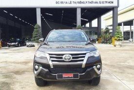 Toyota Fortuner máy dầu số tự động đời 2018, xe nhập Indo liên hệ giá tốt giá 1 tỷ 180 tr tại Tp.HCM