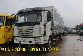 Bán FAW xe tải thùng 9M7 8T năm 2019, màu trắng, xe nhập giá 925 triệu tại Tp.HCM