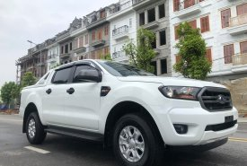 Bán Ford Ranger XLS 2.2 AT 2018, màu trắng, đăng ký 2019, siêu lướt giá 650 triệu tại Hà Nội