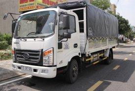 Xe tải VEAM 3.5 tấn, động cơ Isuzu thùng 4.8m, hỗ trợ trả góp 80% giá 460 triệu tại Tp.HCM