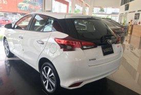 Bán Toyota Yaris sản xuất 2019, màu trắng, nhập khẩu nguyên chiếc giá 625 triệu tại Đồng Nai