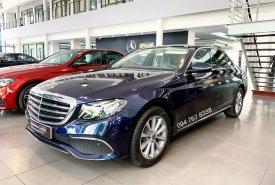Bán Mercedes E200 SX 2019, màu xanh giá tốt - Xe đã qua sử dụng chính hãng giá 1 tỷ 920 tr tại Hà Nội