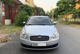 Bán xe Hyundai Accent sản xuất 2010, màu bạc, nhập khẩu Hàn Quốc giá 220 triệu tại Vĩnh Phúc