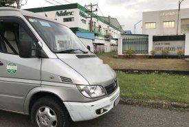 Cần bán Mercedes năm sản xuất 2006, màu bạc, nhập khẩu giá 200 triệu tại Tp.HCM