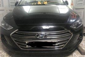 Bán Hyundai Elantra 1.6 MT năm 2017, màu đen, nhập khẩu nguyên chiếc giá 505 triệu tại Tp.HCM