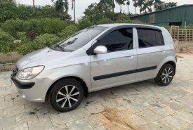 Bán Hyundai Getz sản xuất 2010, màu bạc, xe nhập, biển Hà Nội giá 189 triệu tại Hà Nội