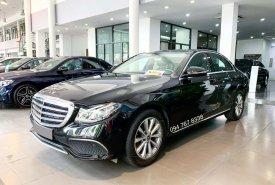 Xe Mercedes E200 đời 2019, màu đen giá 1 tỷ 899 tr tại Hà Nội