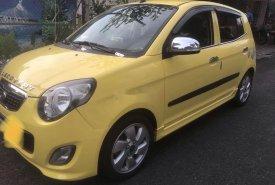 Bán Kia Morning đời 2010, màu vàng, nhập khẩu chính chủ, giá 215tr giá 215 triệu tại BR-Vũng Tàu