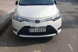 Cần bán Toyota Vios năm 2018, màu trắng, nhập khẩu còn mới giá 450 triệu tại Bình Dương