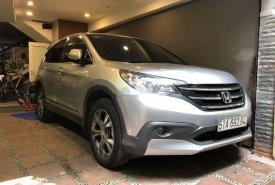 Bán Honda CR V đời 2013, màu bạc giá 680 triệu tại Tp.HCM