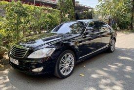 Bán ô tô Mercedes S450 sản xuất năm 2007, màu đen, nhập khẩu nguyên chiếc giá 760 triệu tại Tp.HCM