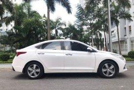 Cần bán xe Hyundai Accent AT năm 2019, màu trắng như mới giá 575 triệu tại Hà Nội