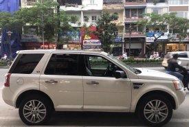 Bán xe Land Rover LR2, đời 2013 màu trắng, nhập Anh giá 950 triệu tại Tp.HCM
