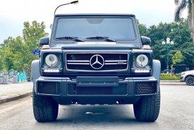 Cần bán xe Mercedes G500 đời 2017, màu đen, nhập khẩu giá 6 tỷ 999 tr tại Hà Nội