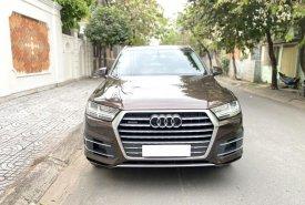 Cần bán Audi Q7 3.0 AT năm 2016, màu nâu, xe nhập giá 2 tỷ 680 tr tại Hà Nội