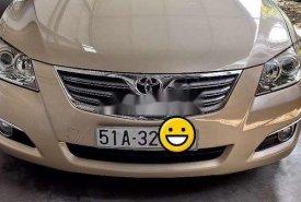 Bán Toyota Camry đời 2007, màu vàng, xe nhập còn mới giá 485 triệu tại Tp.HCM