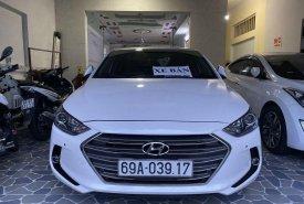Bán Hyundai Elantra 2.0 GLS năm sản xuất 2016, màu trắng, giá tốt giá 575 triệu tại Bình Dương