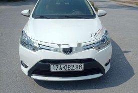 Bán Toyota Vios đời 2017, màu trắng xe nguyên bản giá 450 triệu tại Thái Bình