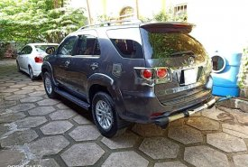 Cần bán gấp Toyota Fortuner 2015, màu xám xe nguyên bản giá 745 triệu tại Đồng Nai