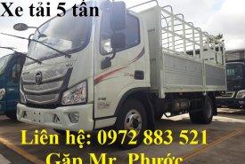 Bảng báo giá xe tải 5 tấn- xe tải trả góp, giá ưu đãi tại Hồ Chí Minh giá 435 triệu tại Tp.HCM
