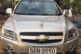 Xe Chevrolet Captiva đời 2009, màu bạc số sàn xe nguyên bản giá 325 triệu tại Tp.HCM
