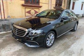 Bán ô tô Mercedes E200 sản xuất năm 2019, màu đen chính chủ giá 1 tỷ 868 tr tại Hà Nội