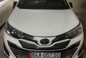 Cần bán gấp Toyota Vios đời 2018, màu trắng xe nguyên bản giá 540 triệu tại Vĩnh Long