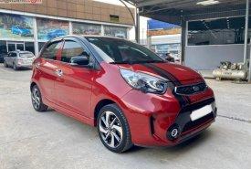 Cần bán lại xe cũ Kia Morning Si MT năm 2018, màu đỏ giá 328 triệu tại Tp.HCM