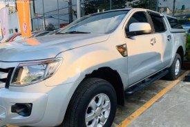 Cần bán gấp Ford Ranger năm 2015, màu bạc, nhập khẩu số tự động  giá 505 triệu tại Tp.HCM