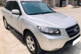 Bán ô tô Hyundai Santa Fe 2.7 MT 2009, màu bạc, xe nhập số sàn giá cạnh tranh giá 359 triệu tại Tp.HCM