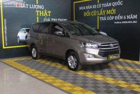 Cần bán xe Toyota Innova 2.0E sản xuất năm 2019, màu nâu giá 728 triệu tại Tp.HCM