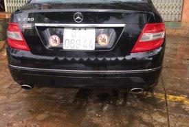 Bán ô tô Mercedes C230 đời 2009, màu đen số tự động giá 350 triệu tại Gia Lai