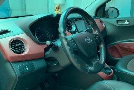 Xe Hyundai Grand i10 1.2 AT đời 2015, màu đỏ, nhập khẩu chính chủ giá 360 triệu tại Hà Nội