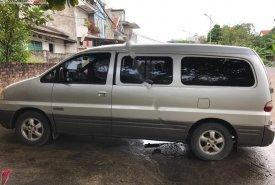 Bán xe Hyundai Starex đời 2005, màu bạc, xe nhập chính hãng giá 195 triệu tại Thái Nguyên