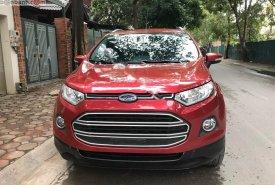Bán Ford EcoSport Titanium 1.5L AT 2016, màu đỏ, 505 triệu giá 505 triệu tại Hà Nội