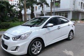 Bán Hyundai Accent 1.4 AT sản xuất năm 2015, màu trắng, xe nhập   giá 465 triệu tại Hà Nội