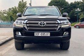 Bán Toyota Land Cruiser VX 4.6 đời 2016, màu đen, nhập khẩu nguyên chiếc giá 3 tỷ 520 tr tại Hà Nội
