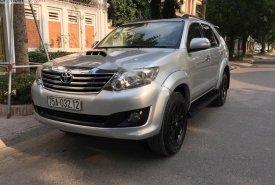 Bán Toyota Fortuner 2.5G năm sản xuất 2013, màu bạc như mới giá 703 triệu tại Hà Nội