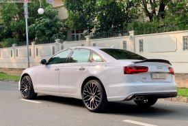 Bán Audi A6 đời 2012, màu trắng, nhập khẩu giá 998 triệu tại Tp.HCM