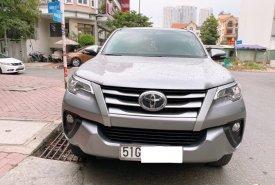 Bán xe Toyota Fortuner G model 2018, màu bạc, nhập khẩu chính hãng giá 901 triệu tại Tp.HCM