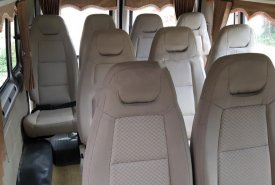 Cần bán xe cũ Ford Transit 2014, màu bạc giá 380 triệu tại Phú Thọ