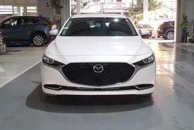 Mazda Giải Phóng - Giảm giá sốc cuối năm khi mua xe Mazda 3 Sport Deluxe sản xuất năm 2019, màu trắng giá 759 triệu tại Hà Nội