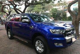 Bán xe Ford Ranger XLT 2.2L 4x4 MT sản xuất 2016, màu xanh lam, nhập khẩu   giá 535 triệu tại Hà Nội